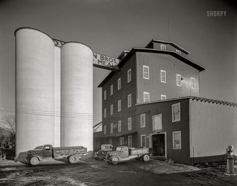 Bowman Mill: 1940