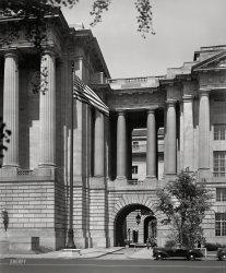Between Bureaucracies: 1937
