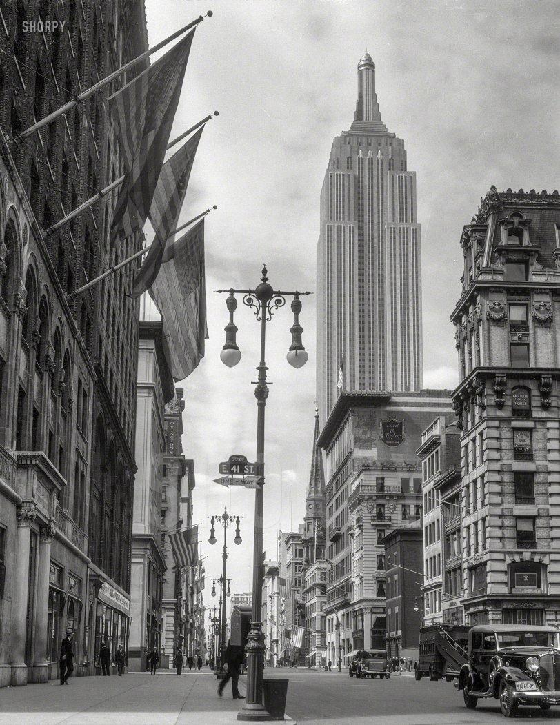 Empire State: 1933