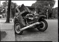 Fender Bender: 1933