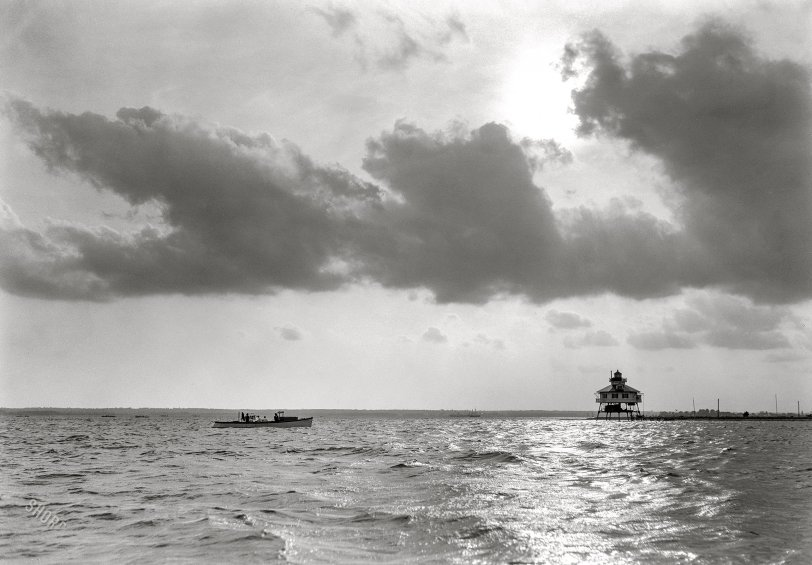 Ragged Point: 1950