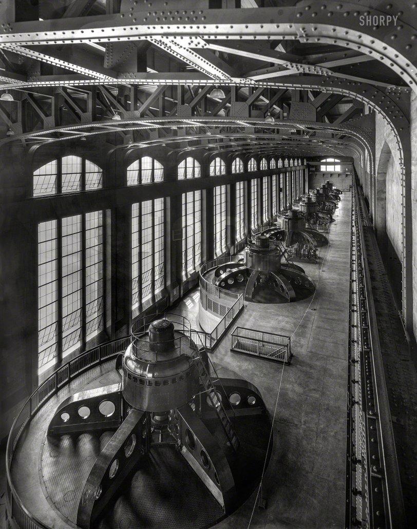 Turbine Hall: 1930