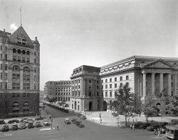 Federal Triangle: 1935