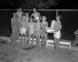 Night Swimming: 1952