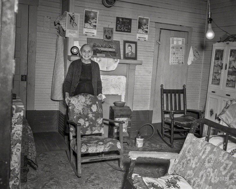 Cozy Shack: 1951