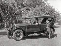 Big Wheels: 1925