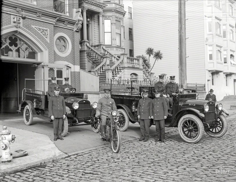 The Firehouse: 1921