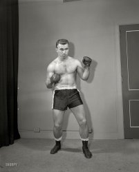 Shadow Boxer: 1950s
