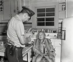 Kitchen Patrol: 1957