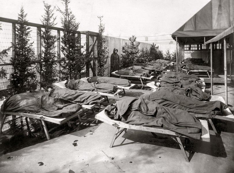The Big Sleepy: 1917