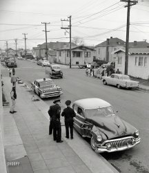 The Case of the Battered Buick