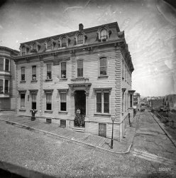 Chinese Mission House: 1880s