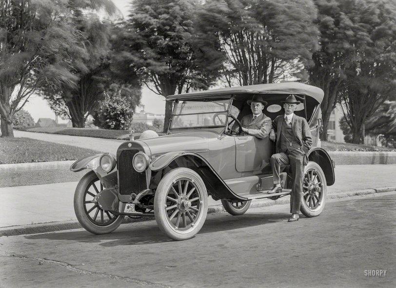 Two Dourpower: 1919
