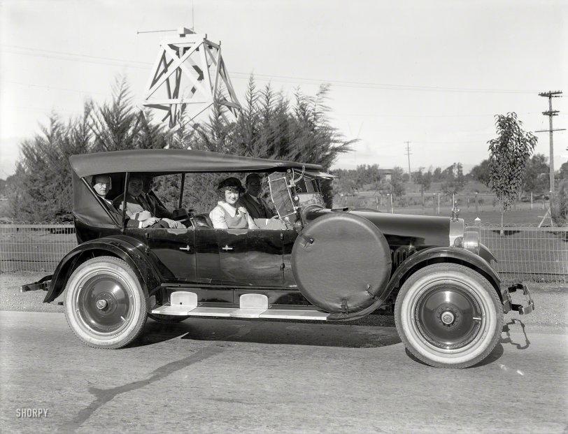 Super Six: 1924