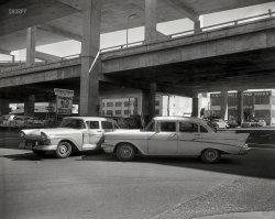 Ford vs. Chevy: 1958