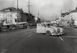 Dangerous Intersection: 1957