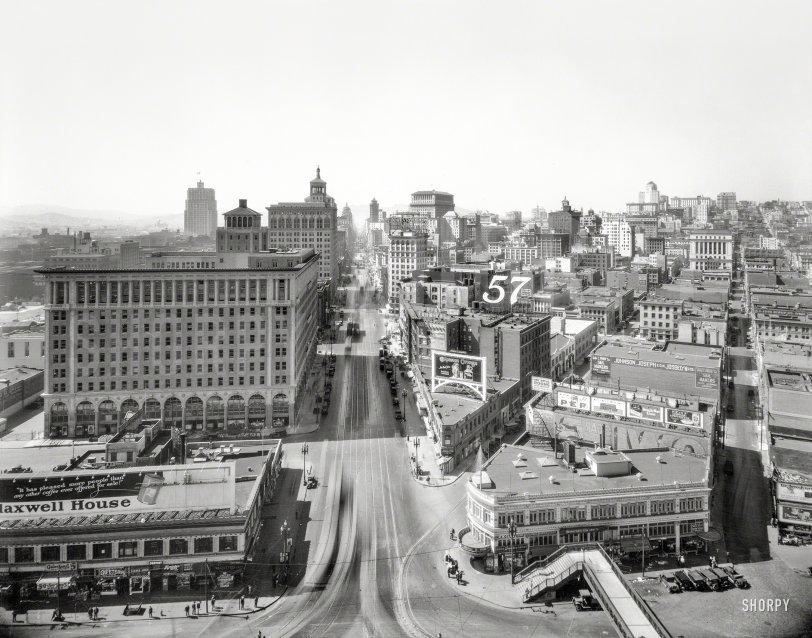 Market Street: 1926