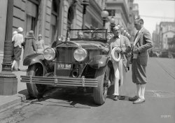 The Jazz Driver: 1927