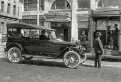 Caught in Passing: 1920