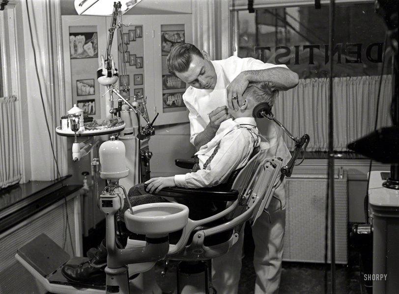Charlie's Checkup: 1950