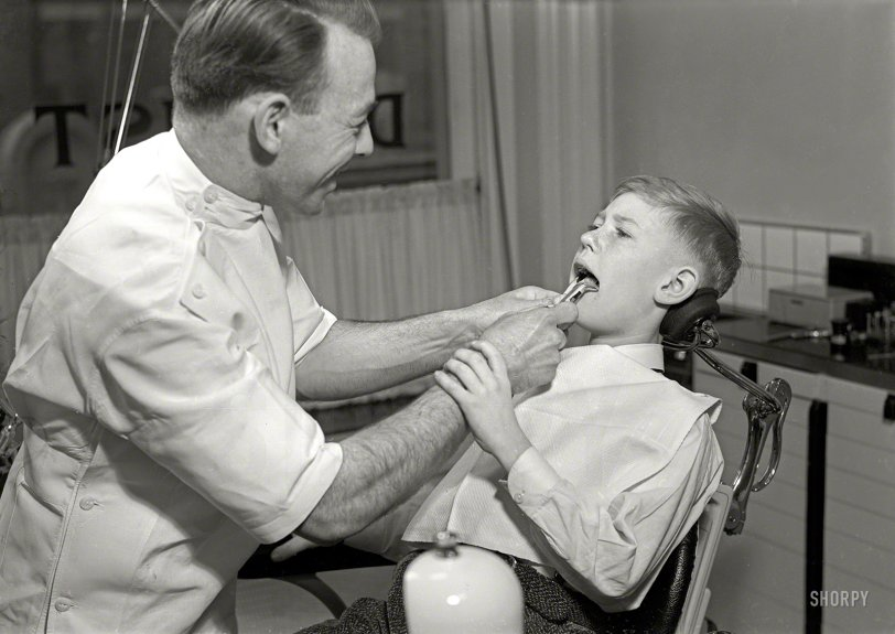 Appointment With Dentistry: 1950