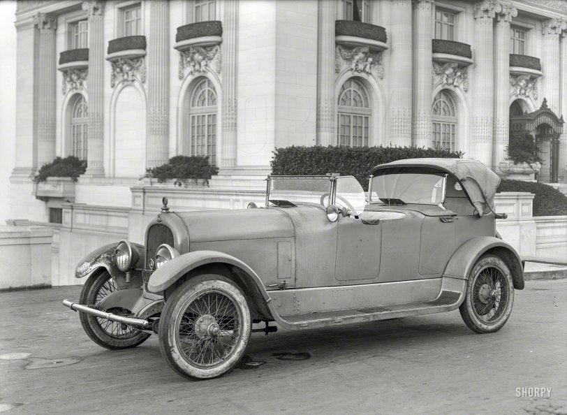 Rode Hard: 1921