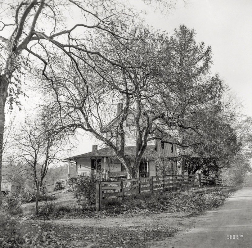 A Place in the Country: 1933