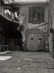 Behind the Gray Door: 1925