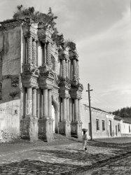 Ruinas el Carmen: 1915