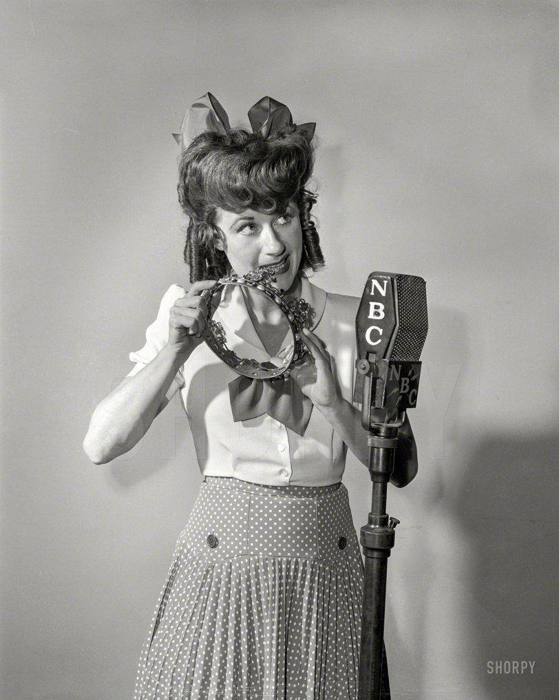 Queen of Comedy: 1940s