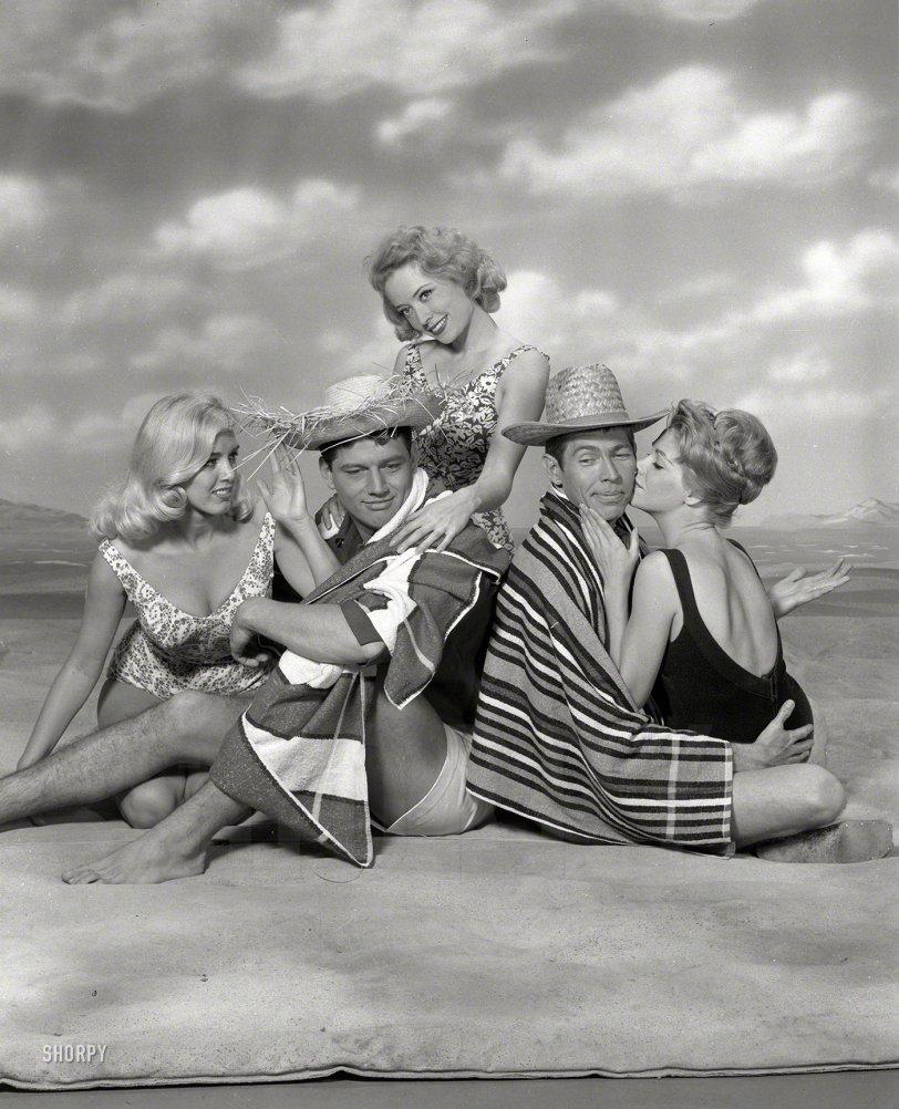 Low Tide: 1961