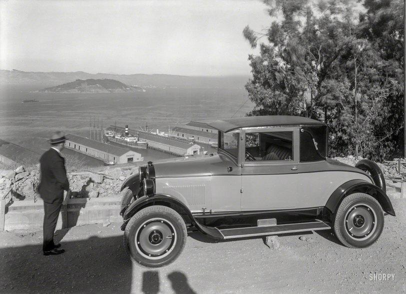 Pier 23: 1925