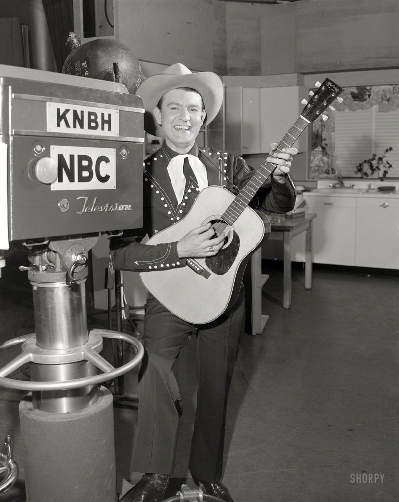 Tex Williams: 1953