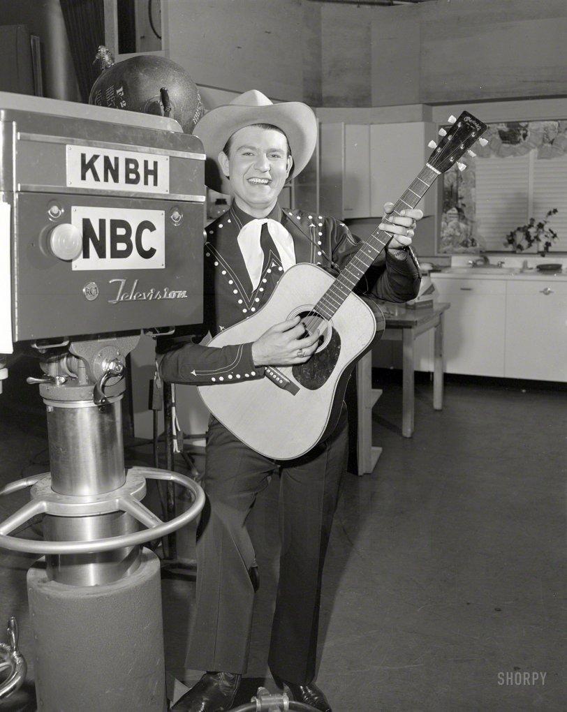 Tex Williams: 1953