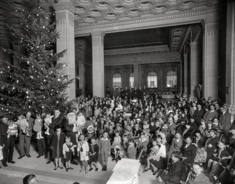 A Crocker Christmas: 1925