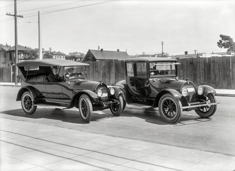 A Couple of Cads: 1919