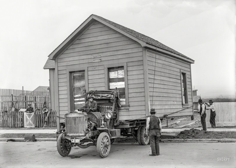 House Movers: 1919