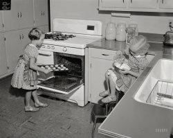 Pillsbury Doughgirls: 1955