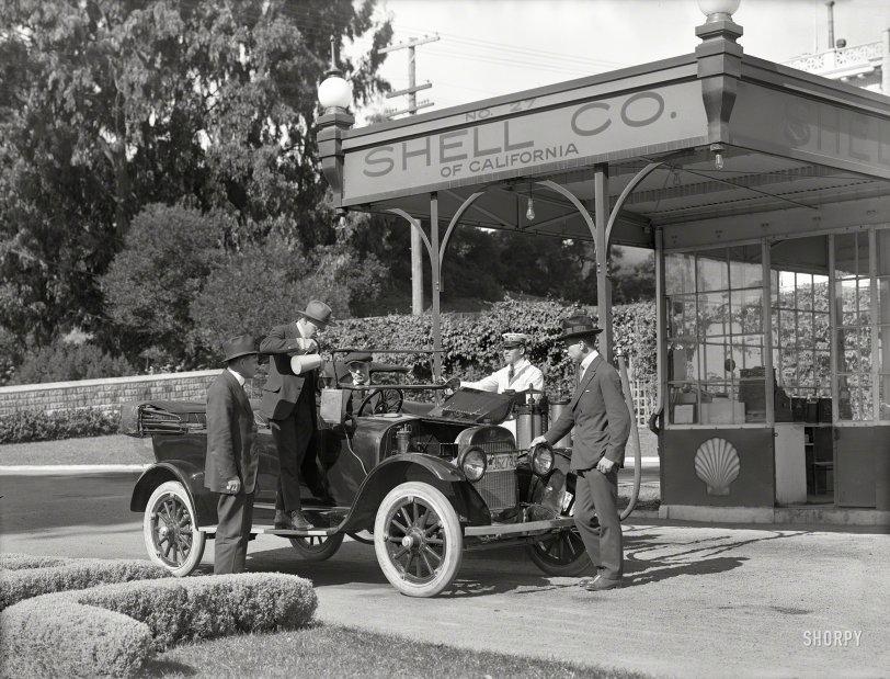 Shell Company: 1919