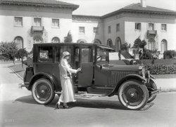 Olds à la Mode: 1924