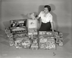 Zany Puppets: 1955