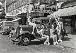 Sixteen Sweethearts: 1932