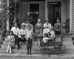 Family Portrait: 1915