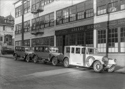 Custom Bodies: 1924