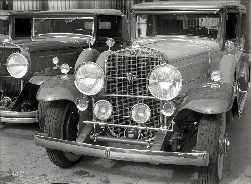Sweet Sixteen: 1931
