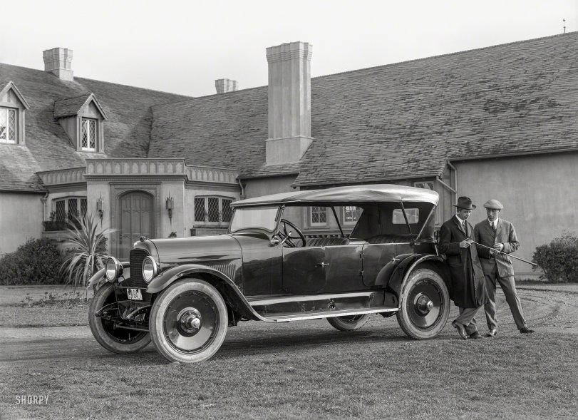 Car & Drivers: 1919