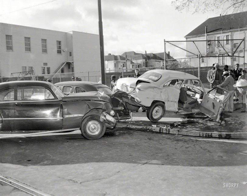 Sliding Home: 1955