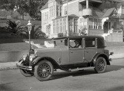 When Fancy Met Schmancy: 1927