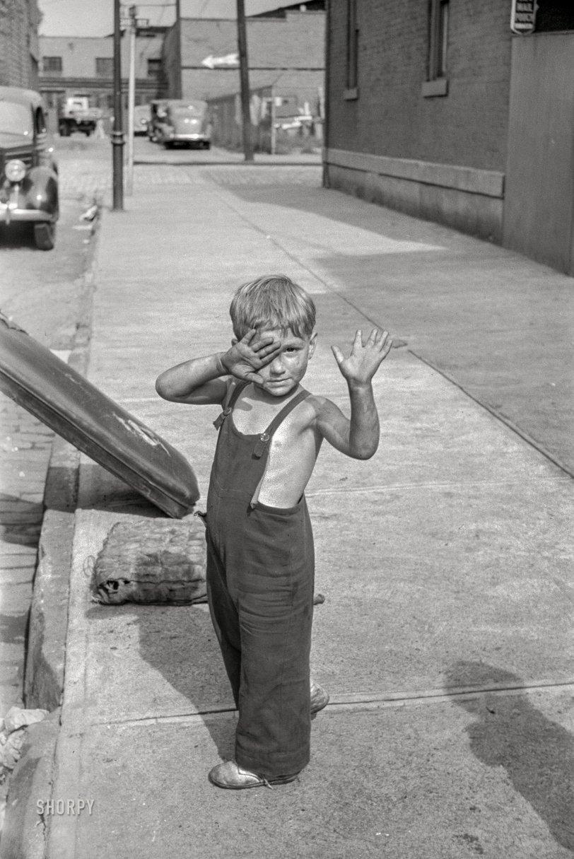 Shy Hi: 1938