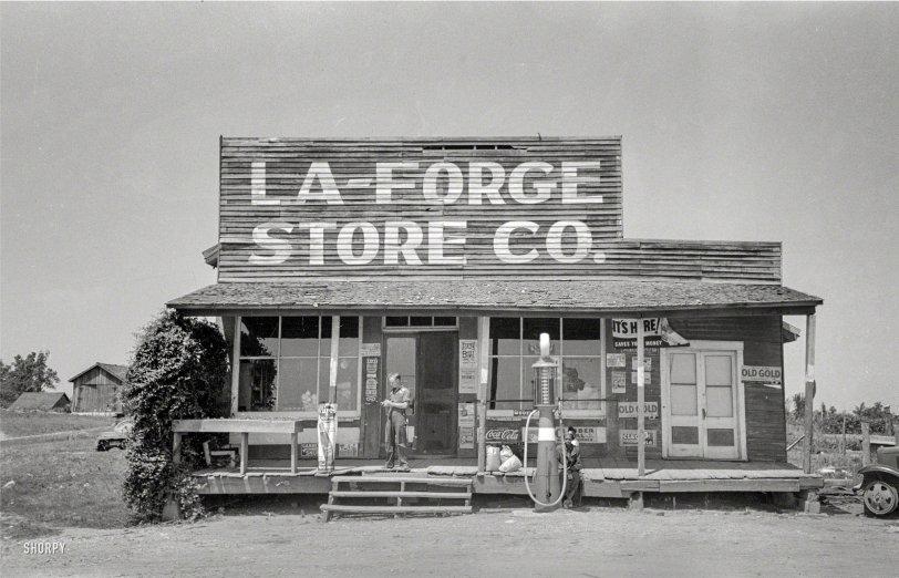 Small-Mart: 1938